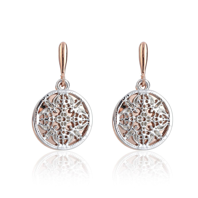 Cameo Arabesque Earrings