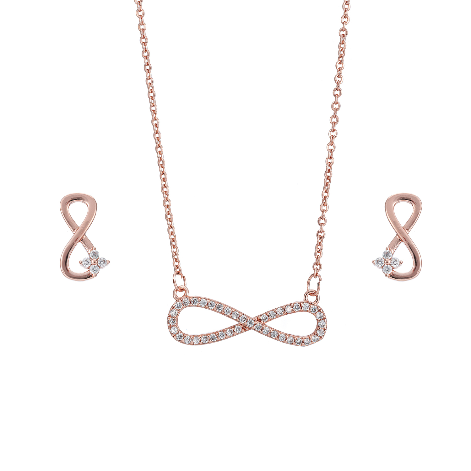 ROSE GOLD Infinite Love Gift Set