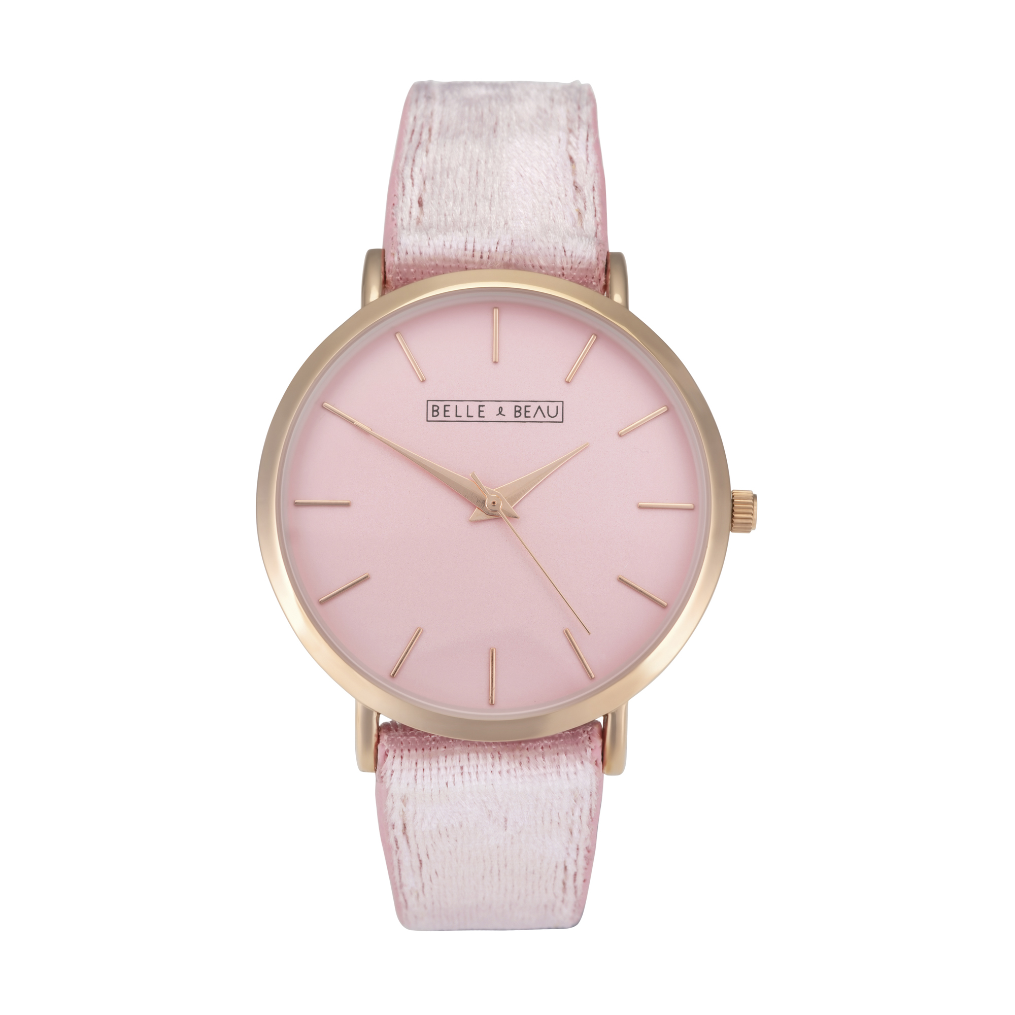 Bb Velvet Crush Vintage Rose Watch