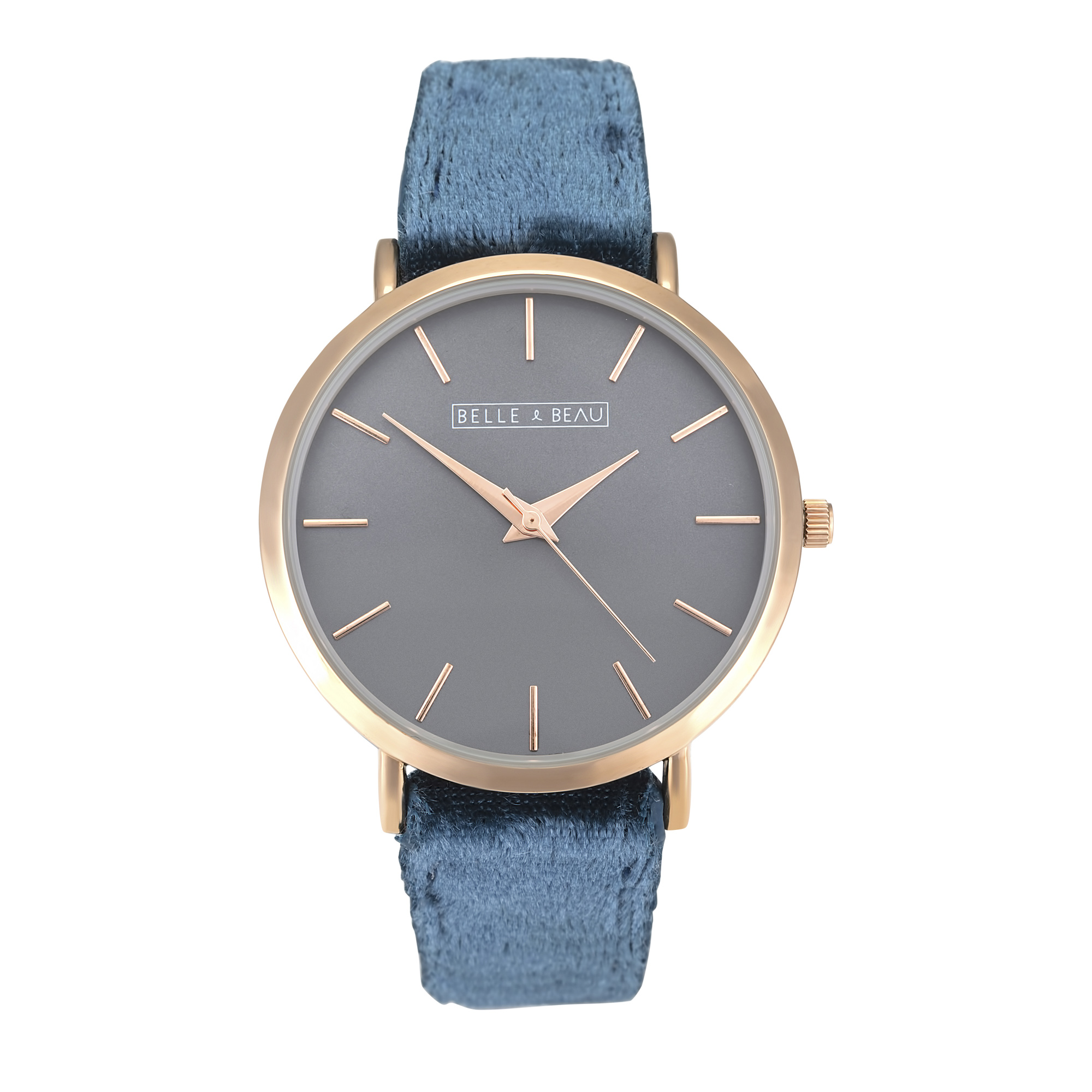 Bb Velvet Crush Sapphire Blue Watch