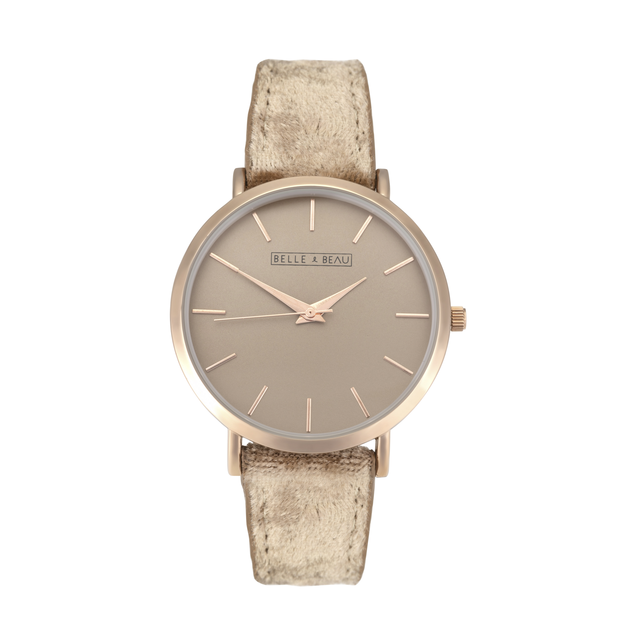 Bb Velvet Crush Biscotti Watch
